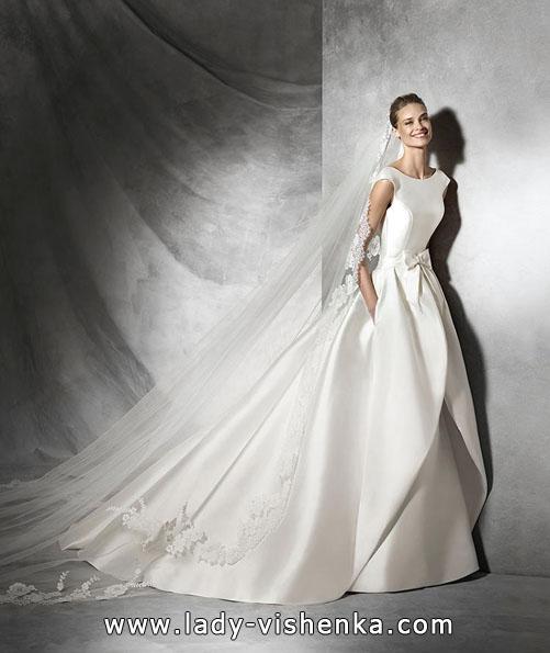 Vakre sateng 2016 brudekjoler - Pronovias