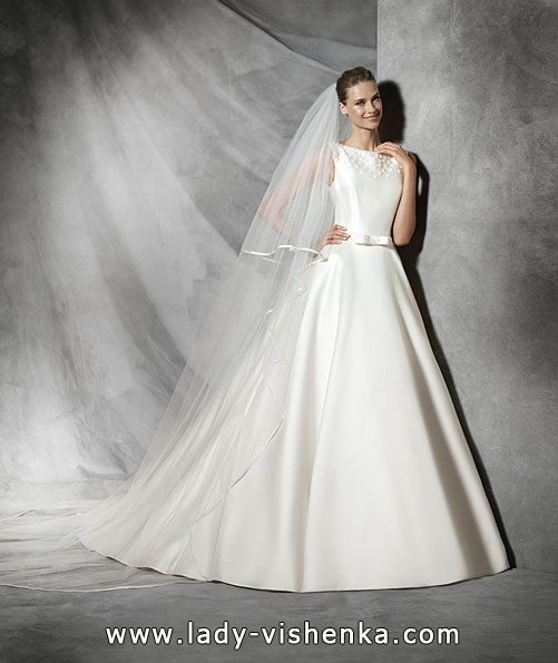 Tallassee 2016 brudekjoler designer Pronovias