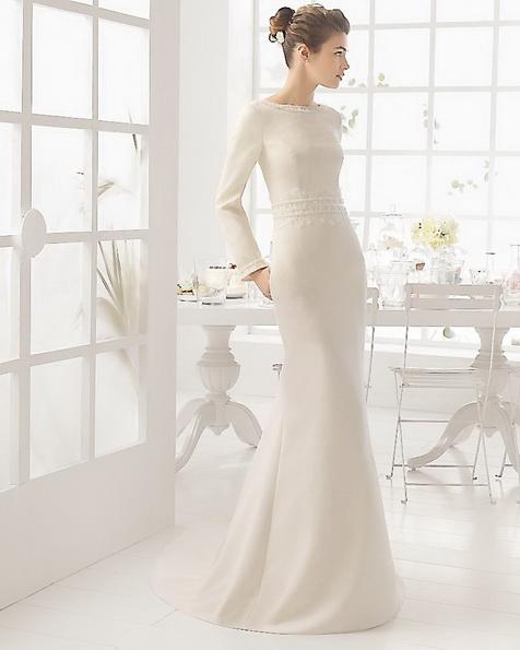 Sateng Bridal dress - Aire Barcelona bilde 2016