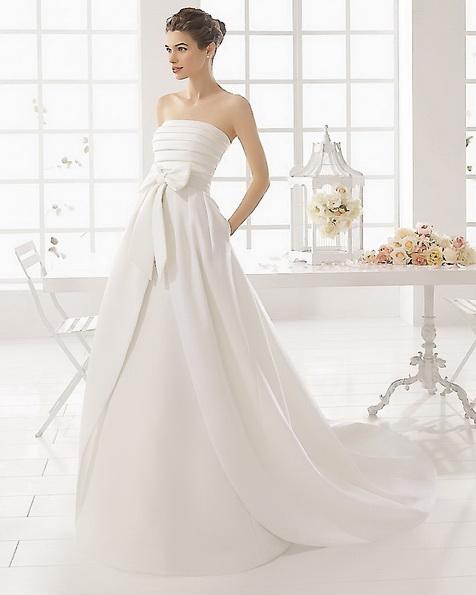 Sateng Bridal dress - Aire Barcelona new 2016