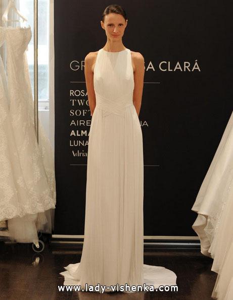 Kolonne 2016 brudekjoler - Rosa Clará