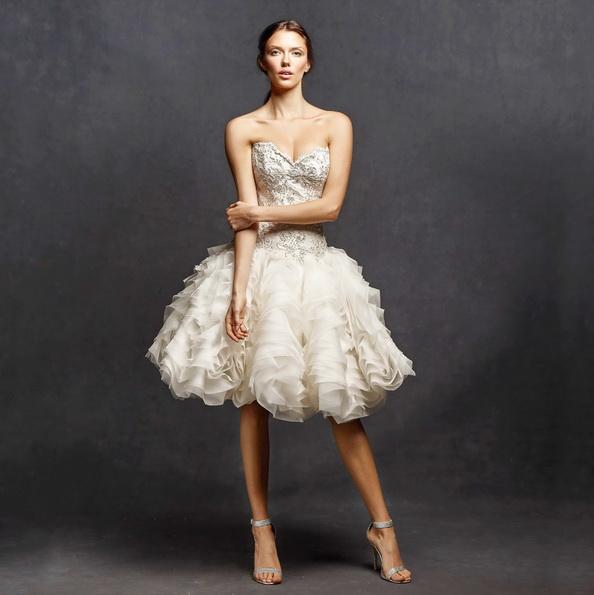 en Kort Luksus Brudekjoler 2016 - Isabelle Armstrong