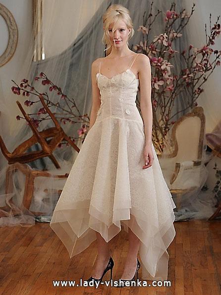 Wedding dress 3/4 lengde - Elizabeth Fillmore