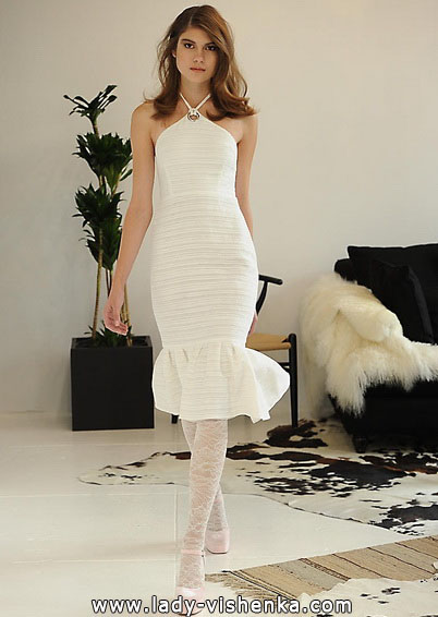Wedding dress 3/4 lengde - Houghton