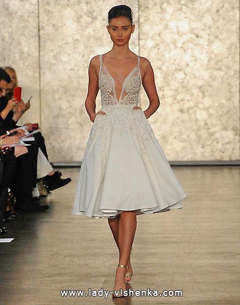 Wedding kjoler kort 2016 - Inbal Dror