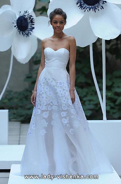 Wedding kjoler korte bildet 2016 - Lela Rose