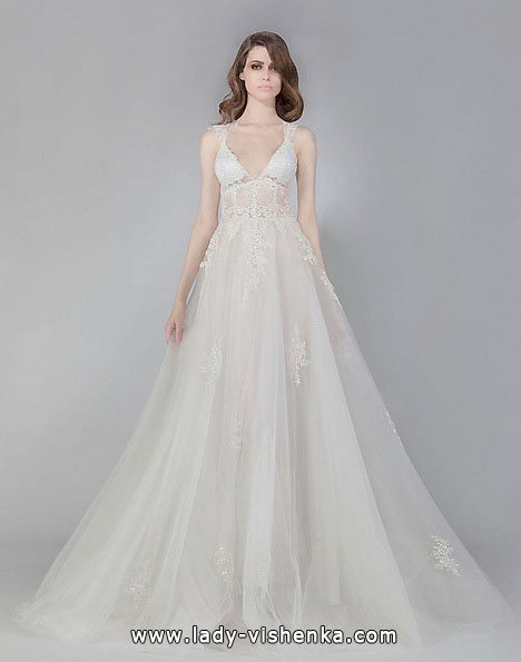Enkel brudekjole 2016 - Victoria KyriaKides