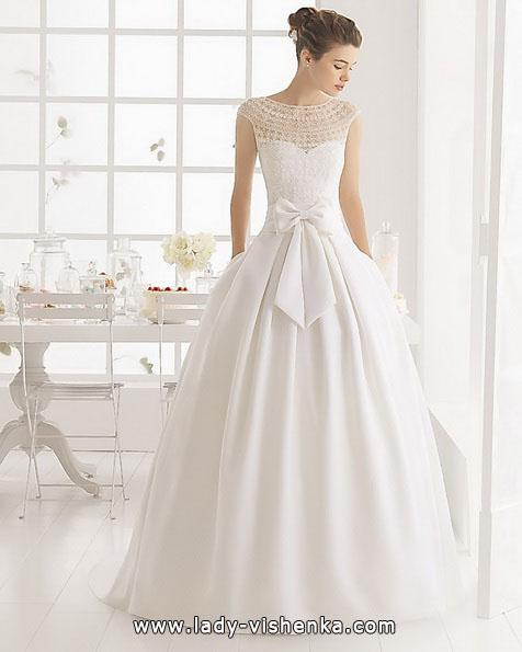Enkle Bridal dress - Aire Barcelona