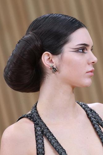 Frisyrer for langt hår