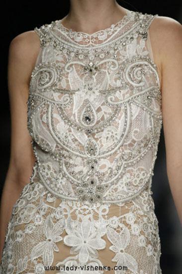 Wedding kjoler med YolanCris mønster