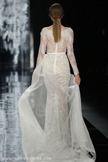 Utendørs bryllup kjoler YolanCris