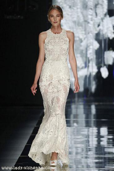 Moderne bryllup kjoler YolanCris