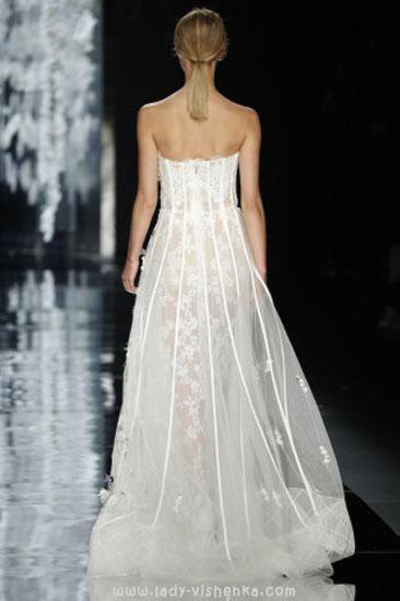 de Fleste vakre brudekjoler YolanCris