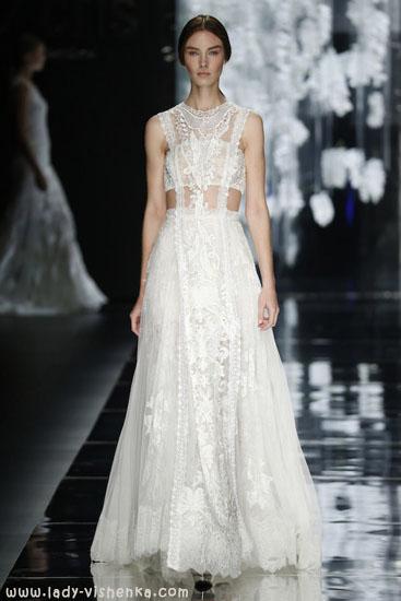 Designer bryllup kjoler YolanCris