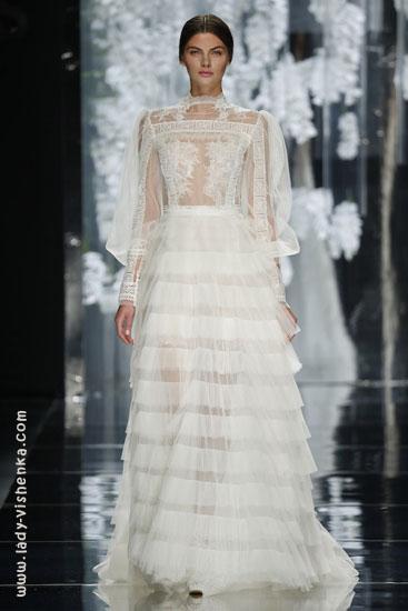 Wedding dress fra YolanCris blonder