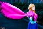 Halloween-kostymer — Anna, Elsa, og Olaf