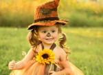 Halloween Kostymer til jenter 1 til 3 år