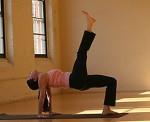 Yoga — tre-legged tabell