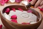 Den terapeutiske egenskaper av oljer i kosmetikk