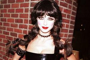 Vampyr Halloween Kostyme