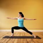Yoga — Krieger 2
