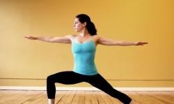 Yoga - Krieger 2